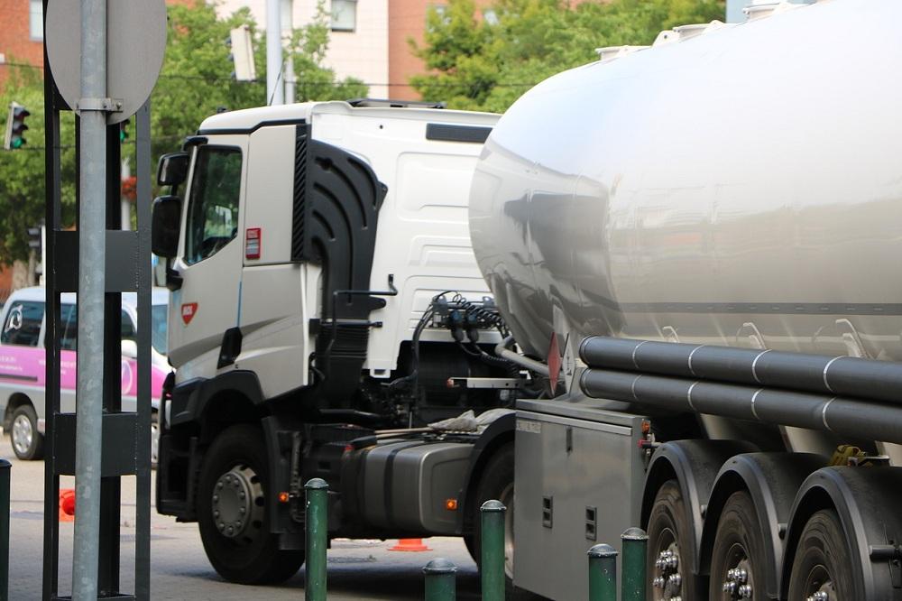 Dystrybucja gazu grzewczego