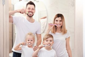 wybielanie rodzina