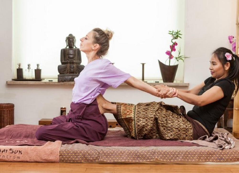 Co to jest masaż tajski