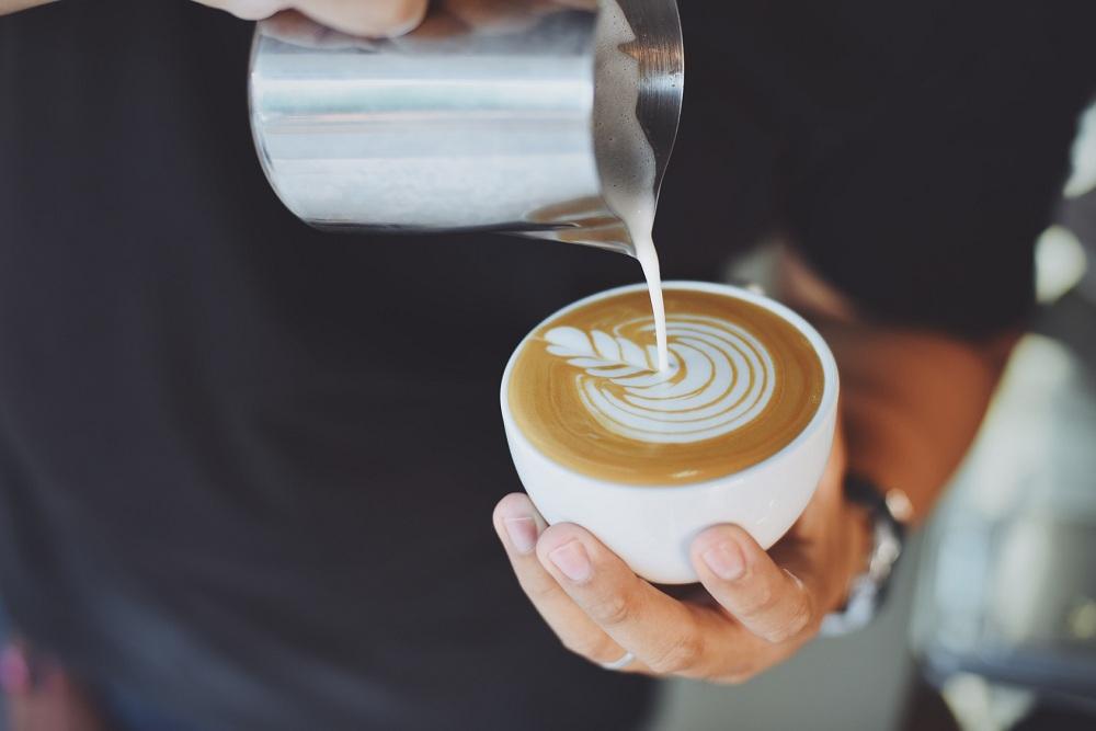 przerwa kawowa podczas szkolenia