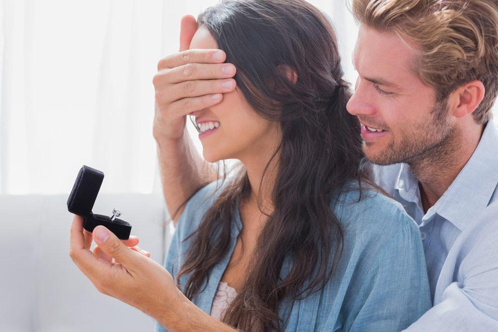 Zaręczyny i odpowiedni pierścionek