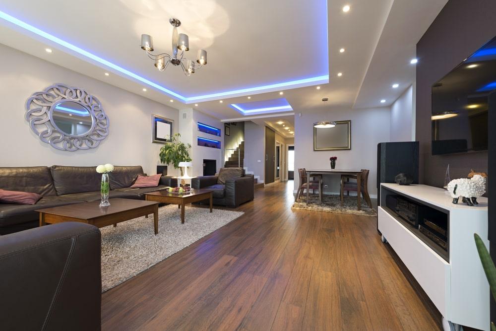 projektowaniu oswietlenia domu