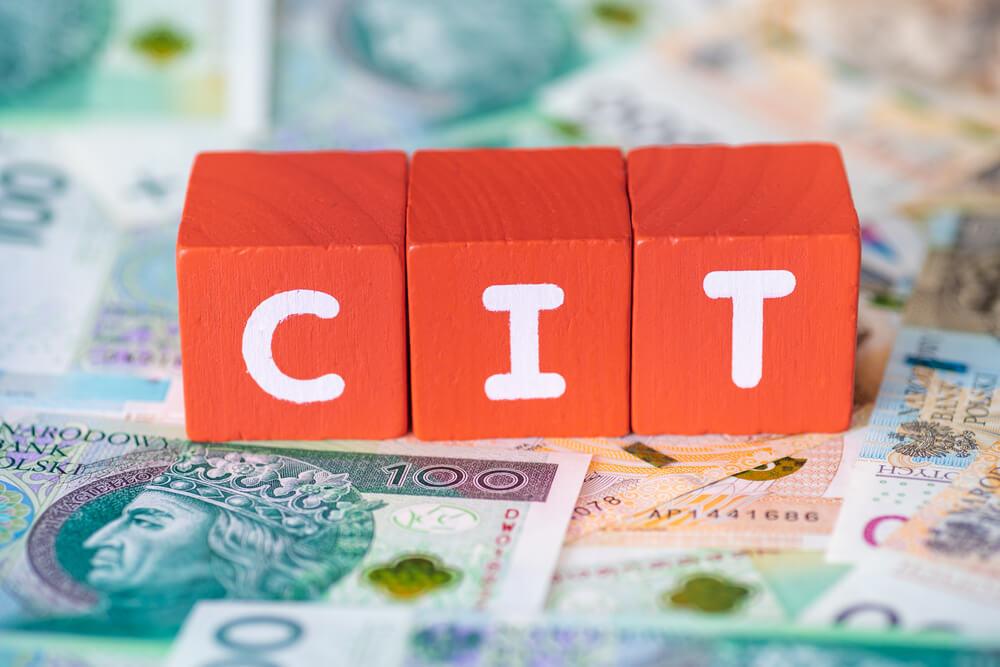 podatku CIT
